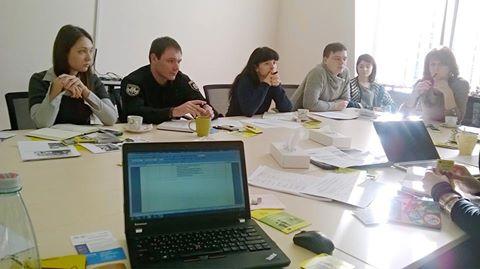 Координаційна зустріч в Києві 14 січня 2016 року