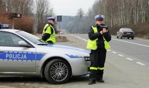 Польська поліція з радаром. Фото з сайту http://moto.wp.pl/